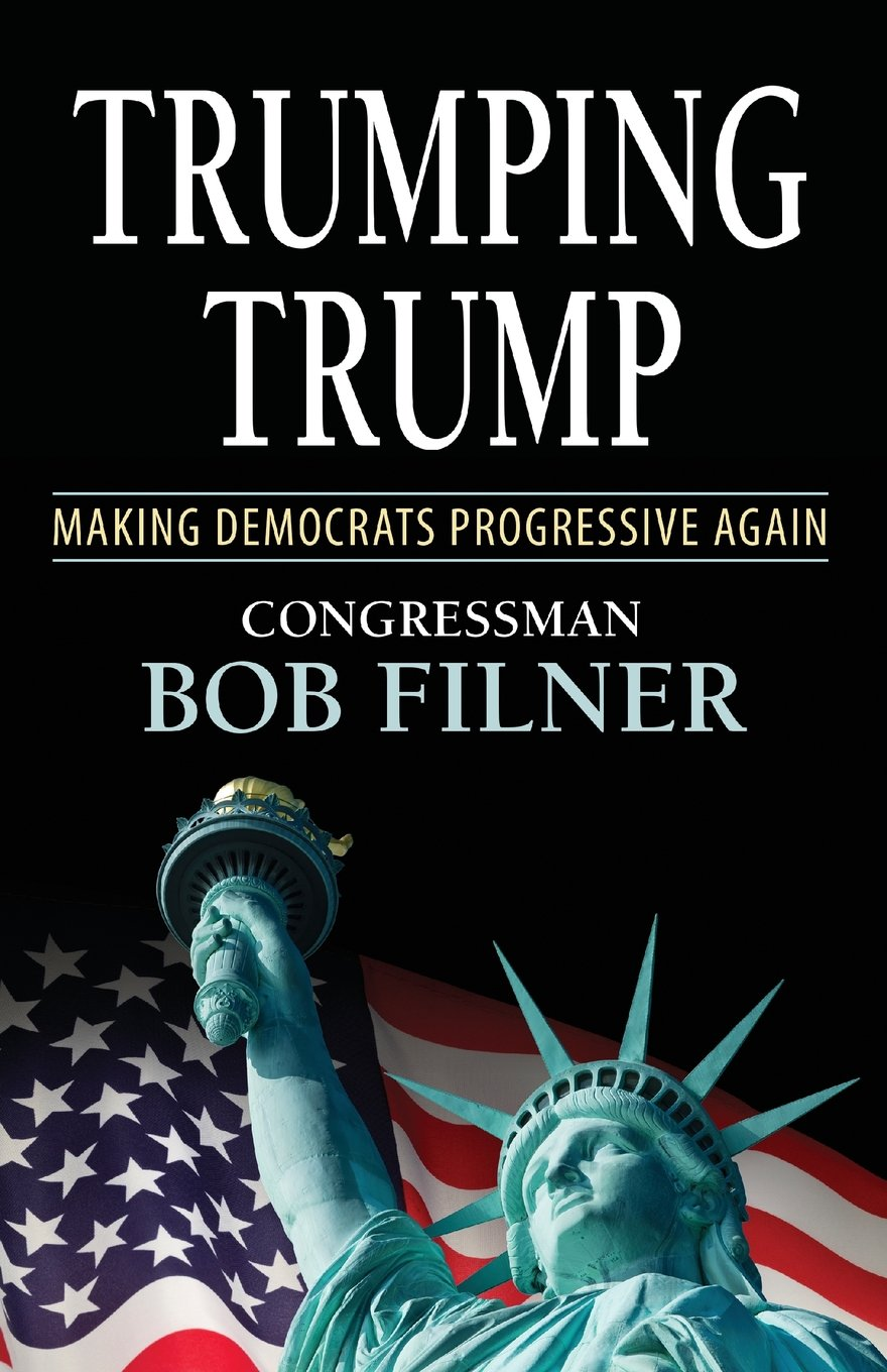 Bob Filner, author of Trumping Trump